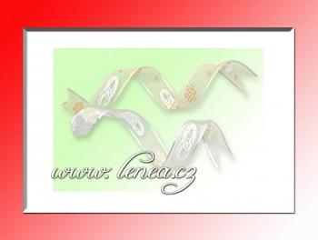 Stuha svatební-prstýnky-tisk