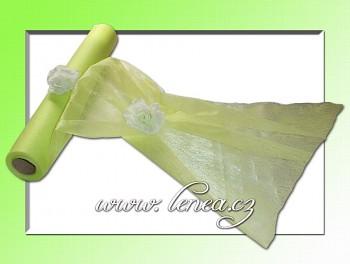 Vlizelín-světle zelený