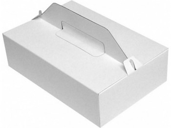 Krabice na výslužku 27x18x8