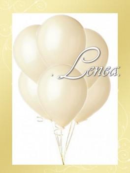 Balónek nafukovací-smetanový
