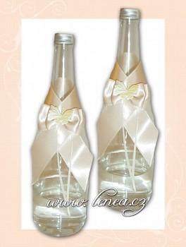 Dekorace na láhev-Champain 2