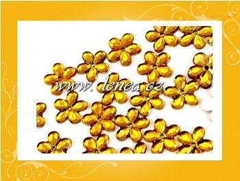 Kytičky malé-zlaté