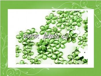 Kytičky malé-zelené