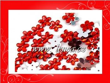 Kytičky malé-červené 200ks