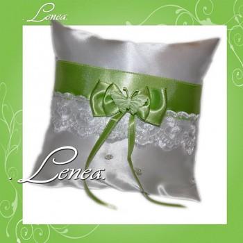 Kolekce 2010-zelený polštářek