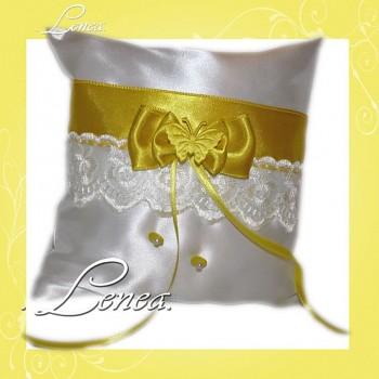 Kolekce 2010-žlutý polštářek