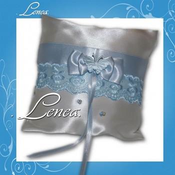 Kolekce 2010-sv.modrý polštářek