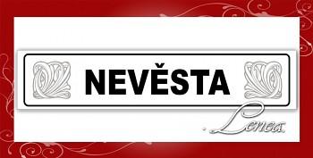 SPZ 16-Veterán auto-nevěsta