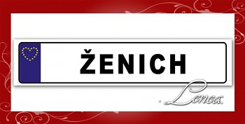 SPZ 23-ženich-EURO
