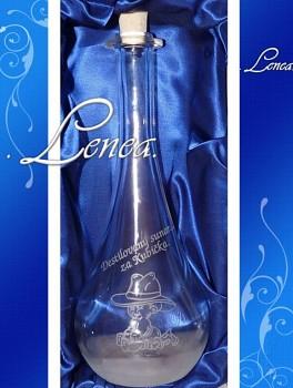 Dárková láhev-Destilovaný sunar