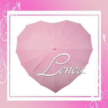 Deštník-Srdce růžové