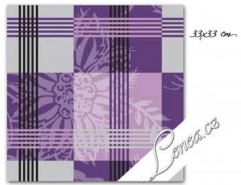 Ubrousky s dekorem-F L 001804