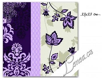 Ubrousky s dekorem-F L 006111