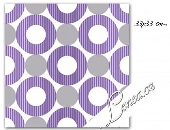Ubrousky s dekorem-F SLOG 003704