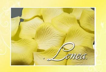 Okvětní plátky-žluté světlé