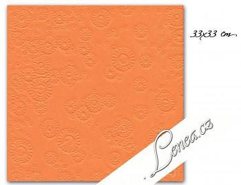 Ubrousky MOMENTS-oranžové