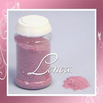 Dekorační písek-růžový