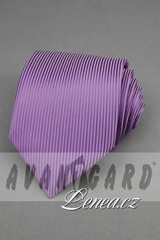 Kravata klasik-fialková 4220