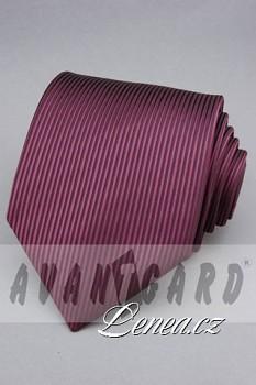 Kravata klasik-fialková 4280