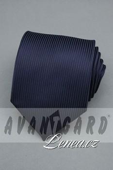 Kravata klasik-modrá 4130