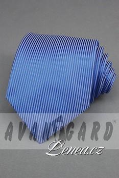 Kravata klasik-modrá 4150