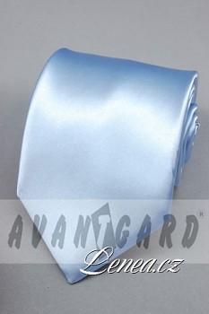 Kravata klasik-modrá 7640