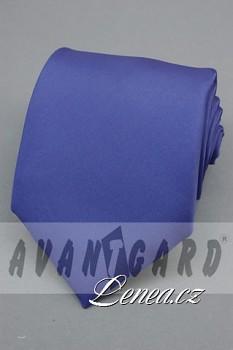 Kravata klasik-modrá 7810