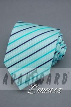 Kravata klasik-modrá 11020