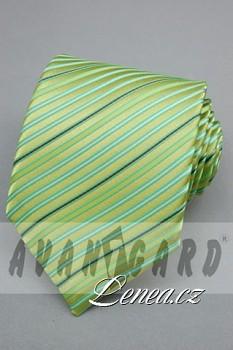 Kravata klasik-zelená 2010