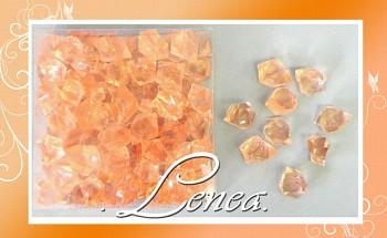 Ledové krystaly-broskvové