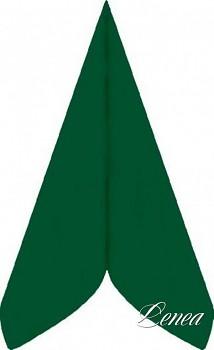 Ubrousky PREMIUM 40x40 cm tmavě zelené/bal.50 ks
