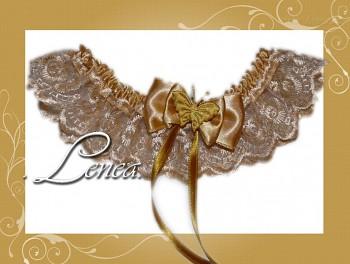 Kolekce 2010-zlatý podvazek - vel. s,m,l