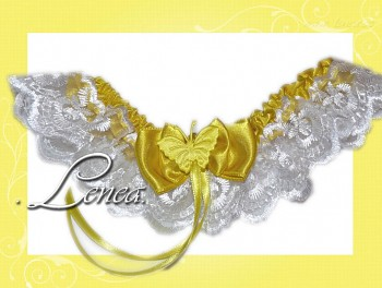Kolekce 2010-žlutý podvazek - vel. s,m,l
