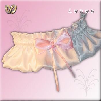 Svatební podvazek-Pink 3 - vel. s,m,l