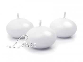 Plovoucí svíčka- bílá