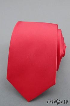 Kravata LUX-červená-561144070