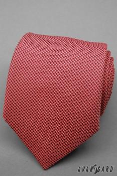 Kravata LUX-červená-561802090