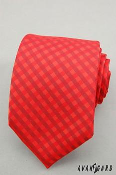 Kravata LUX-červená-56116110