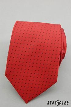 Kravata LUX-červená-56197210