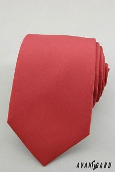 Kravata LUX-červená-561149170