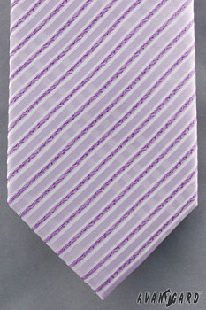 Kravata LUX-tóny fialové-5610907060