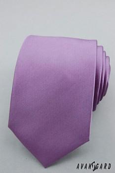 Kravata LUX-tóny fialové-561145030