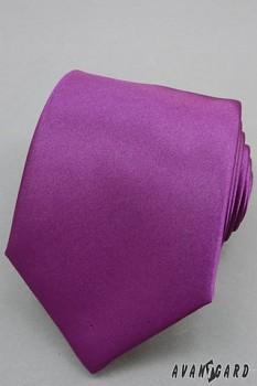 Kravata LUX-tóny fialové-56190170