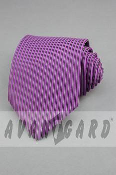 Kravata LUX-tóny fialové-561912840