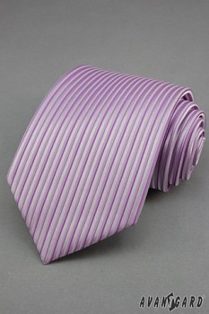 Kravata LUX-tóny fialové-561913290