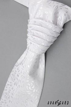 Pánská Regata Premium s kapesníčkem bílá 95230