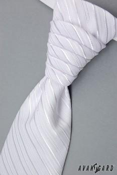 Pánská Regata Premium s kapesníčkem bílá 95260