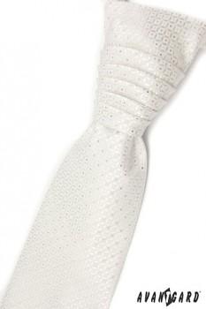 Pánská Regata Premium s kapesníčkem bílá 96930