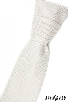 Pánská Regata Premium s kapesníčkem bílá 96940