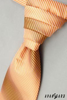 Pánská Regata Premium s kapesníčkem oranžová 14130